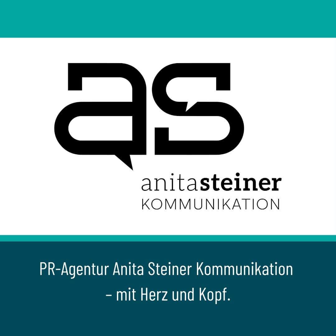 Anita Steiner Kommunikation Logo