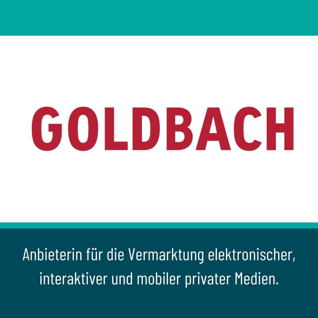 Goldbach Publishing AG Logo