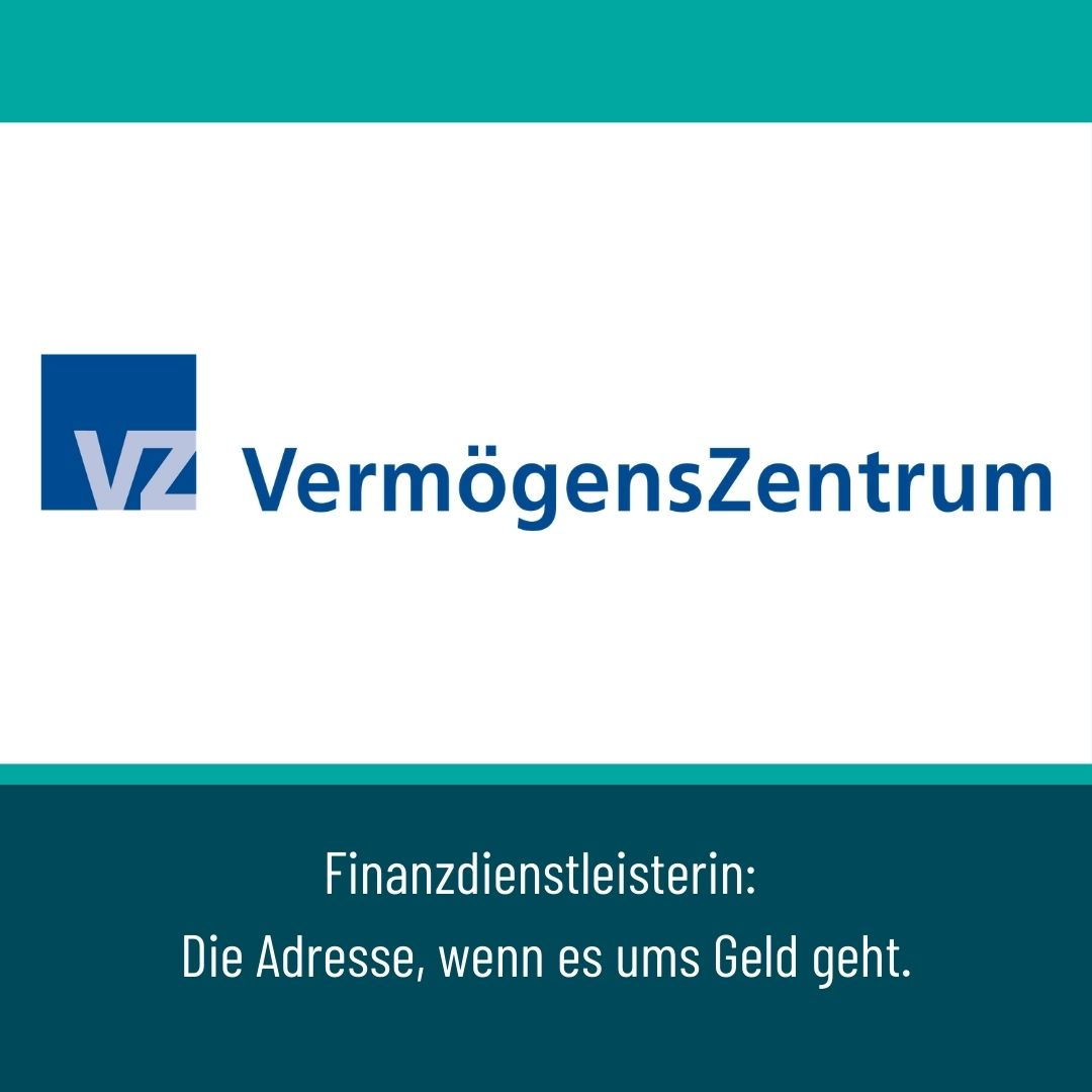 VZ VermögensZentrum Logo