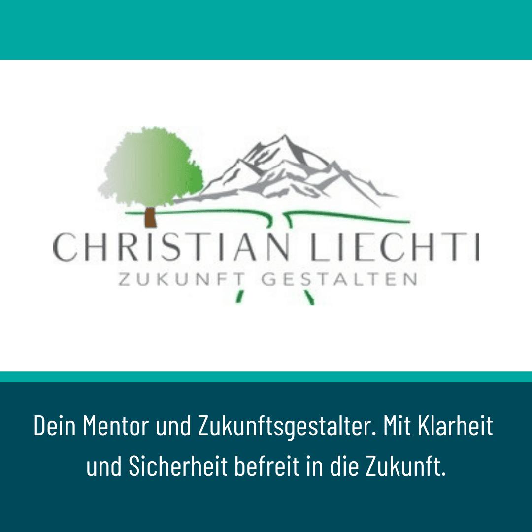 Christian Liechti Zukunftsgestalter Logo