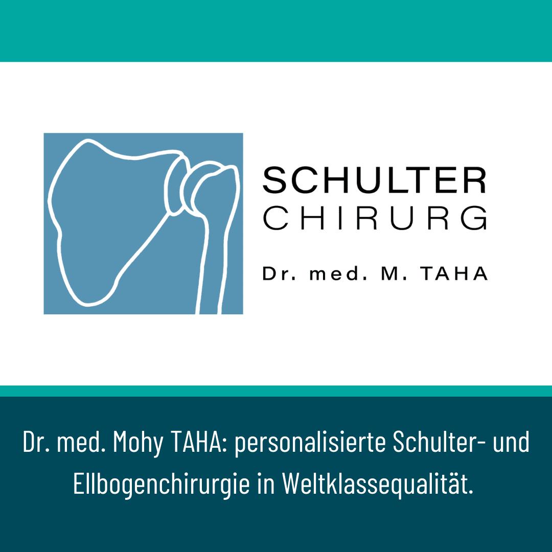 Schulterchirurg Dr. Mohy Taha Logo